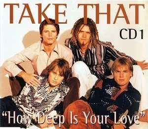 How Deep Is Your Love (CD1) [CDS]