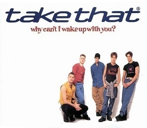 Why Can't I Wake Up With You [CDS]