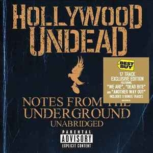 Notes From The Underground (Unabriged Edition + Best Buy Bonus Tracks)