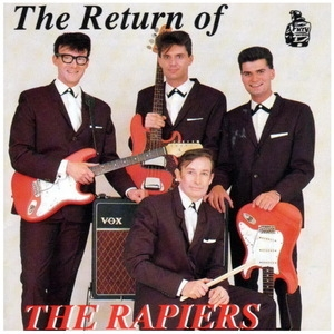 Return Of The Rapiers 1959-1963