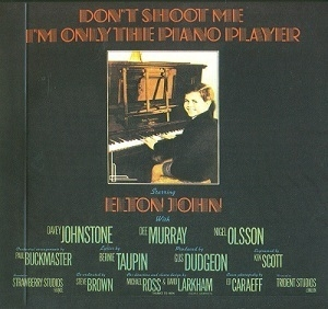 Don't Shoot Me I'm Only The Piano Player (2012 Reissue)