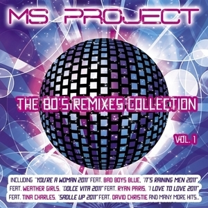 The 80's Remixes Collection Vol.1 (CD1)