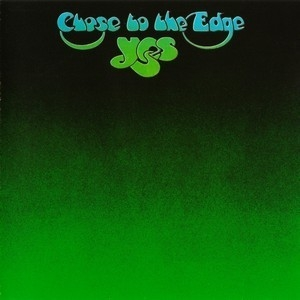 Close To The Edge (1986 Japanese Edition)