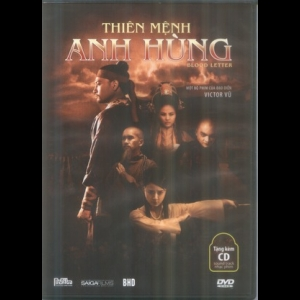 Thien Menh Anh Hung (Blood Letter OST)