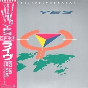 9012 Live - The Solos (2009 Remastered, Japan)