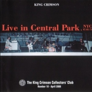 Live In Central Park, NYC 07-01-74