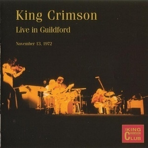Live In Guildford (November 13, 1972)