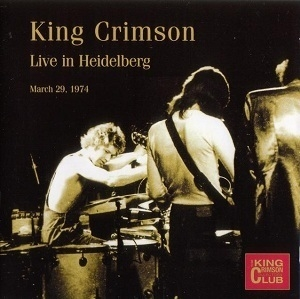 Live In Heidelberg (March 29, 1974)