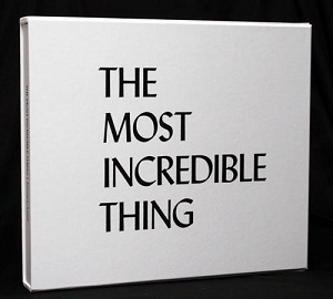 The Most Incredible Thing (Limited Edition Box Set)