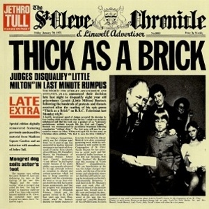 Thick As A Brick (1998 Remastered)