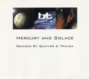 Mercury and Solace (Remixes by Quivver & Transa) [CDM]