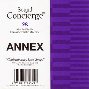 Sound Concierge: ANNEX