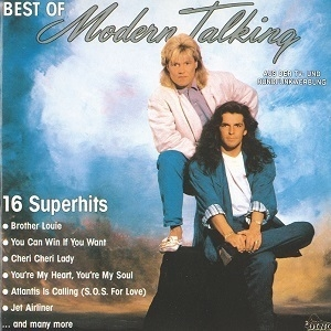 Best Of Modern Talking (16 Superhits)