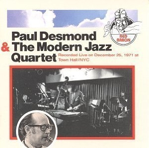 Paul Desmond & The Modern Jazz Quartet