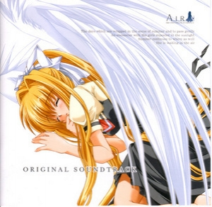 Air [TV] Original Soundtrack (Disk 1)
