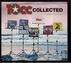 10cc Collected (3CD Box)