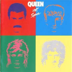 Hot Space (1994 Remastered)