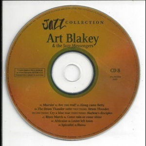 Jazz Collection CD 8 - Art Blakey & The Jazz Messengers