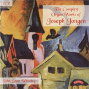 The Complete Organ Works Of Joseph Jongen Cd2