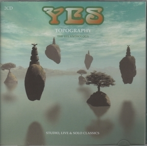 Topography (the Yes Antology) [CD1]