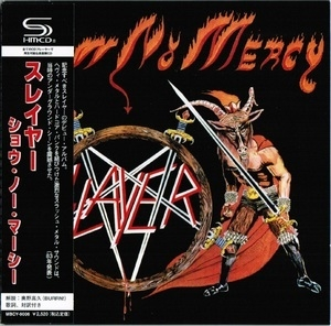 Show No Mercy (japanese Remastered Shm-cd)