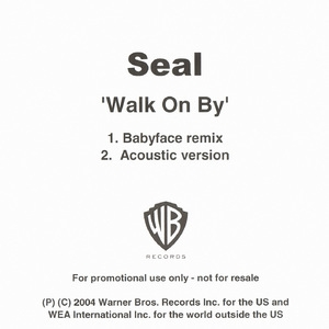 Walk On By [promo]