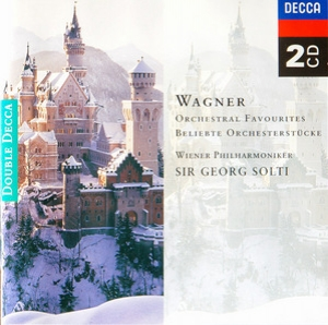 Wagner. Orchestral Favourites (Wiener Philharmoniker) (CD2)