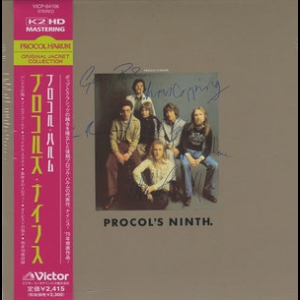 Procol's Ninth (Japanes Edition)