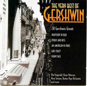 The Very Best Of Gershwin (CD1)