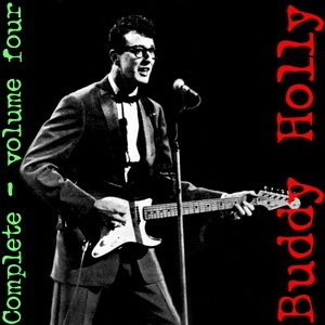 The Complete Buddy Holly (CD4)