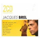 Jacques Brel - Collection (2CD) '1990