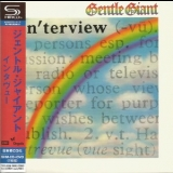 Gentle Giant - In'terview [tocp-95086 Japan] '1976