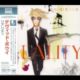 David Bowie - Reality [blu-spec CD2 collection] [sicp-30155 Japan] '2003