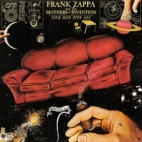 Frank Zappa - One Size Fits All [LP DiscReet 59207] 24-bit/96 kHz '1975