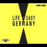 And One - Life Isn't Easy In Germany [CDM] '1993