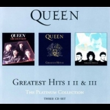 Queen - Greatest Hits III (the Platinum Collection)[ape-CD Image] '2000