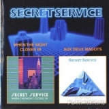 Secret Service - Whentthe Night Closes In & Aux Deux Magots '1997