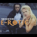 E-Rotic - Thank You For The Music [CDM] '1997