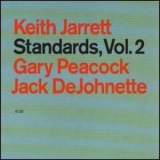 Keith Jarrett - Gary Peacock - Jack DeJohnette - Standards, Vol.2 '1985