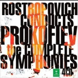 Mstislav Rostropovich - Prokofiev: The Complete Symphonies (4CD)  & Orchestre National De France '2008