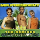 Mr. President - Coco Jamboo (The Remixes) [CDS] '1996