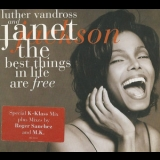 Janet Jackson - The Best Things In Life Are Free (with Luther Vandross) [CDS] '1992