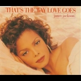 Janet Jackson - That's The Way Love Goes [CDM] '1993