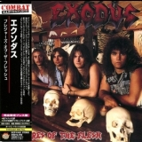 Exodus - Pleasures Of The Flesh [1987, Combat, 88561-8169-2, Japan For Usa] '1987