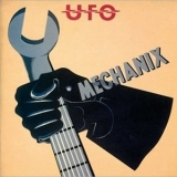 Ufo - Mechanix (CHRX 1360) '1982
