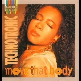 Technotronic - Move That Body [CDS] '1991