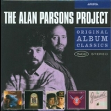 Alan Parsons Project, The - Pyramid (5CD, Box Set, Sony Music, 88697661312) '2010