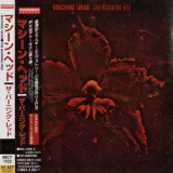 Machine Head - The Burning Red [rrcy-1102, Japan] '1999