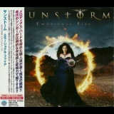 Sunstorm - Emotional Fire (Japanese Press) '2012