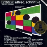 Alfred Schnittke - Ritual - Sommernachtstraum - Passacaglia - Faust Cantata '1989